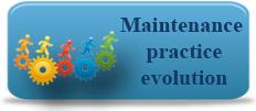 Evolution of Maintenance practice